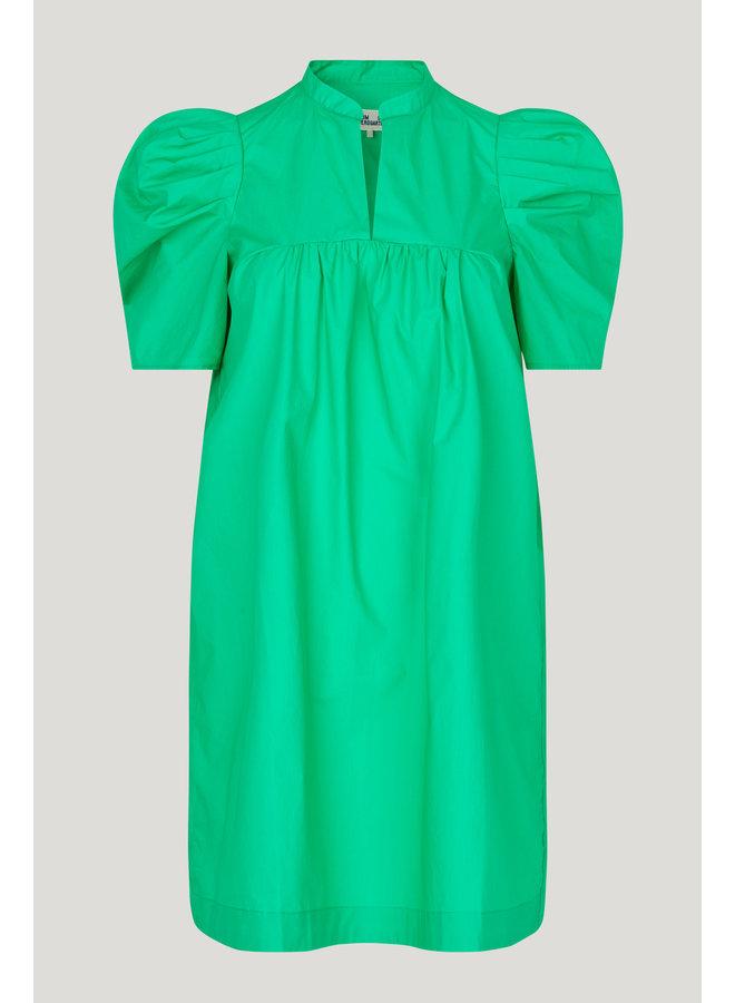 Ailyn dress gumdrop green