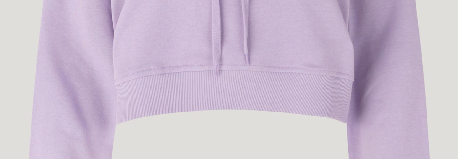 Jeroma hoodie Lavendula