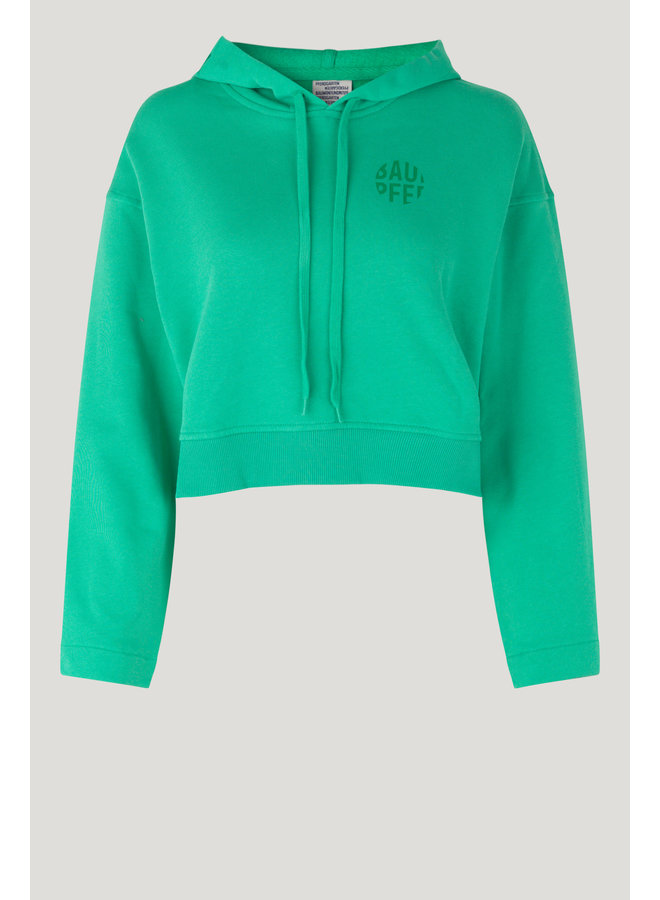 Jeroma hoodie Gumdrop  Green