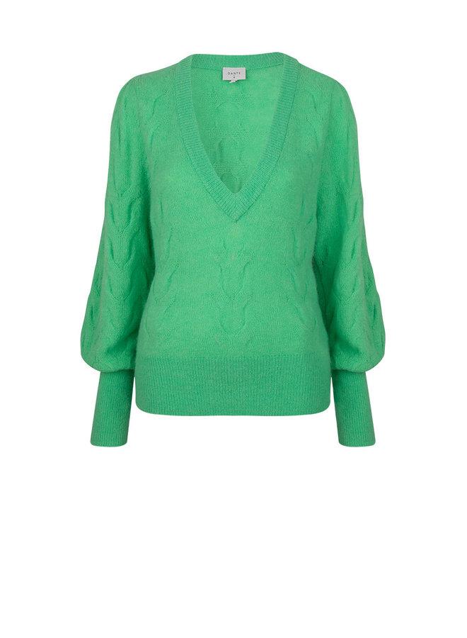 Jone Sweater Spring Green