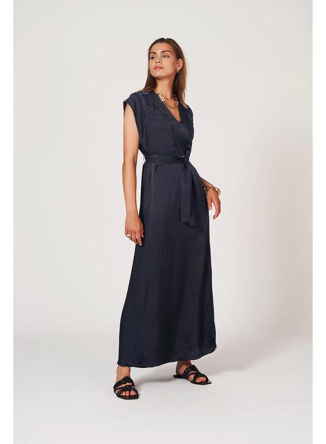 Jasiel Dress Midnight Blue