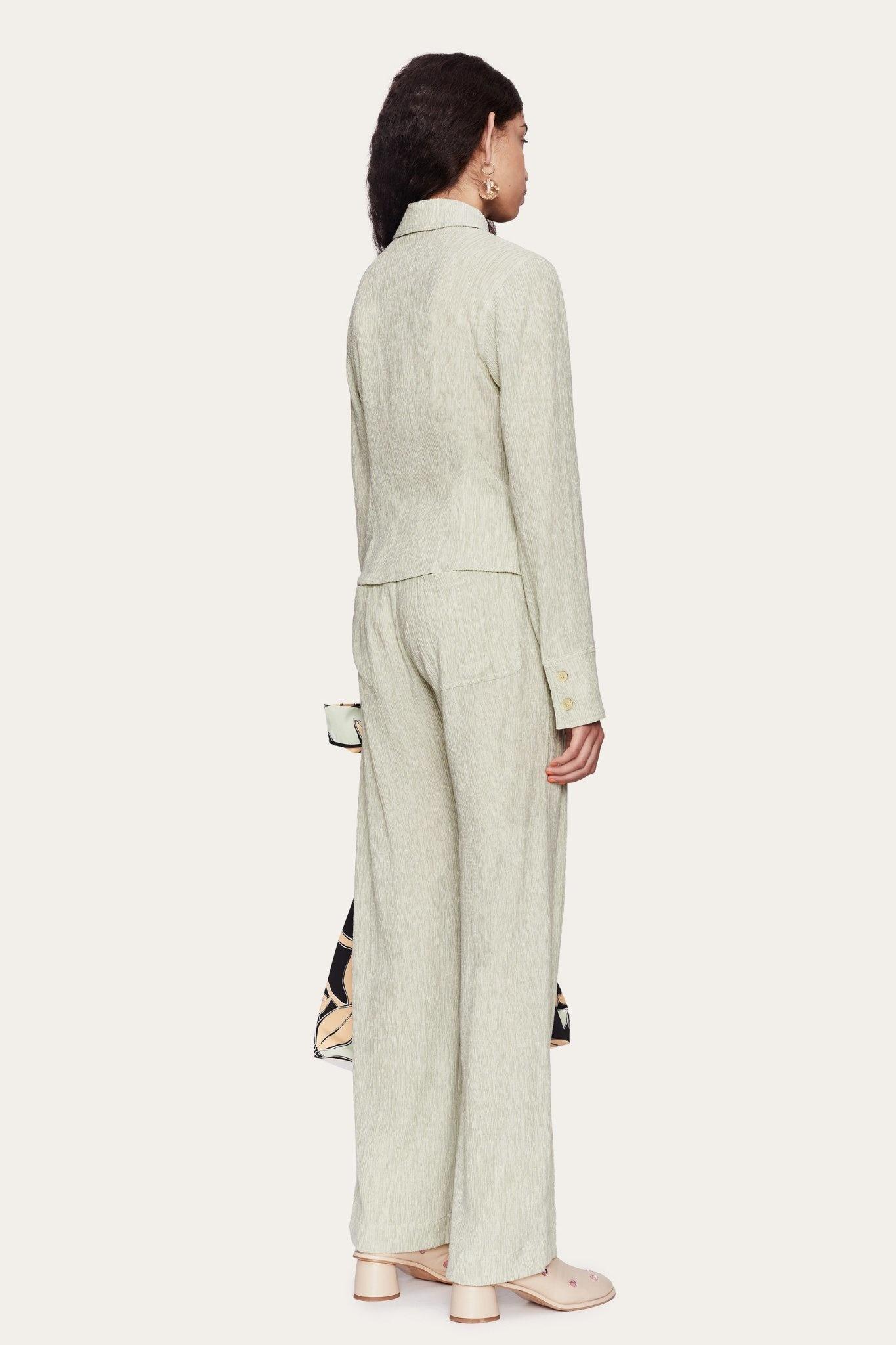 Gulcan Crinkled Tencel Pants-4