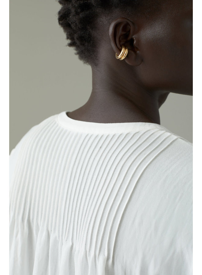 Fallon blouse ivory