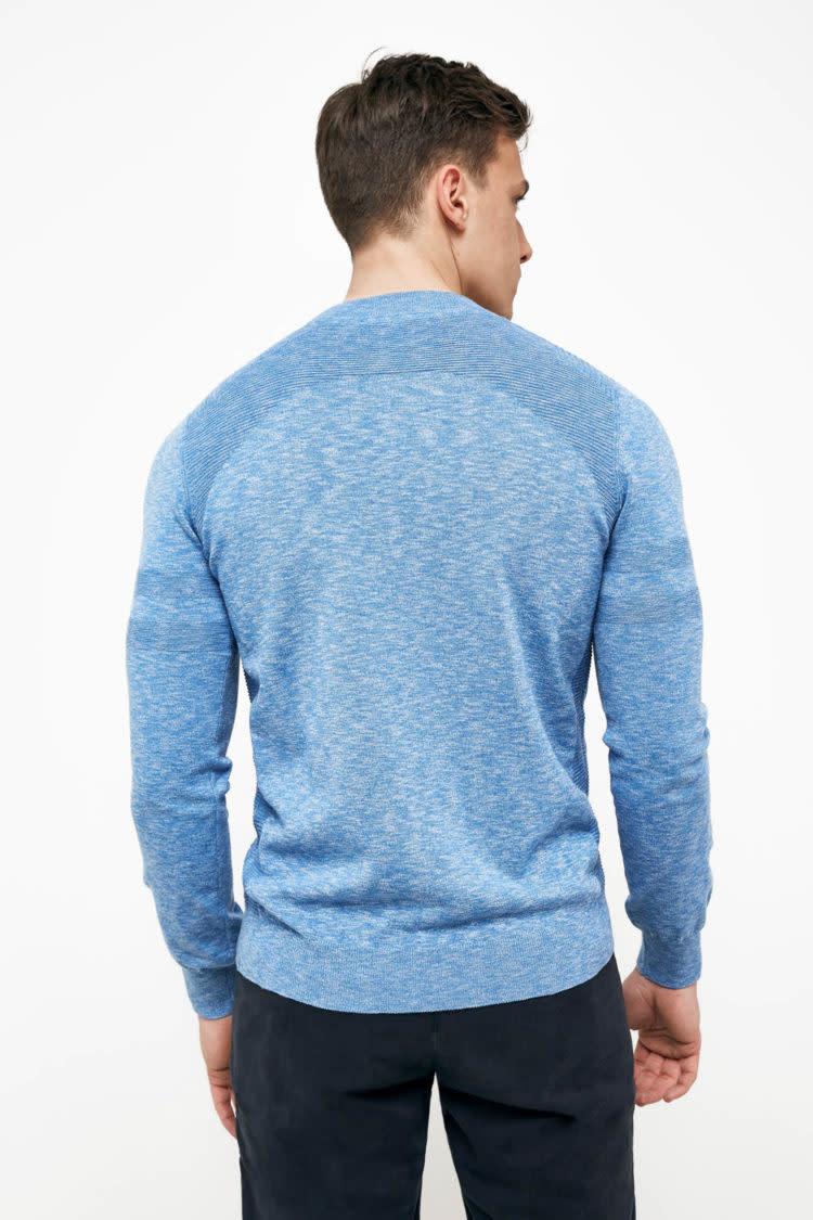 Crew Move  sweater pale Sky-4
