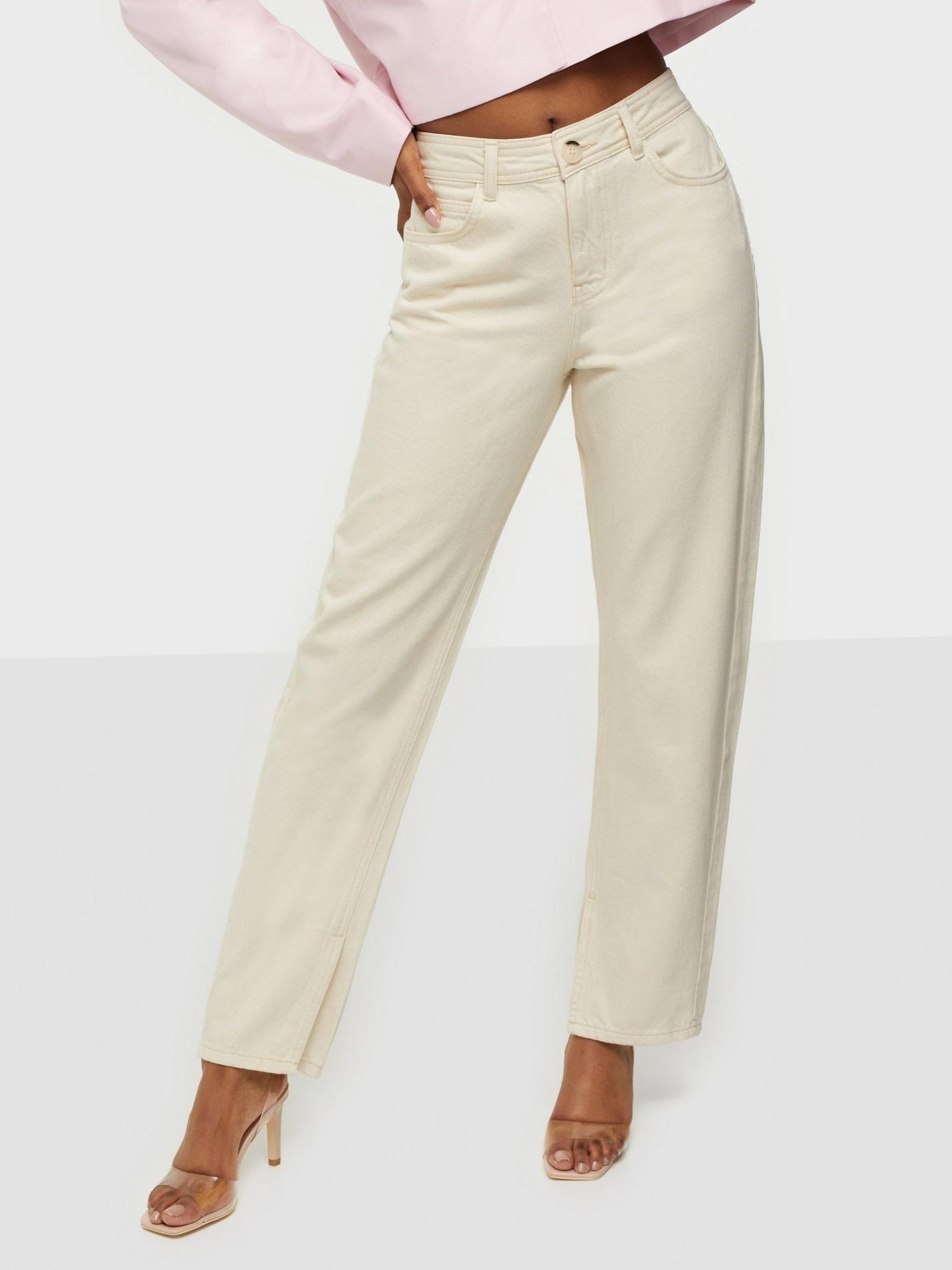 Kenzie Slit Jeans-1