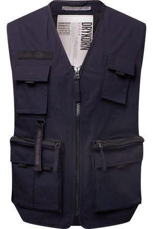 Soil vest navy-1