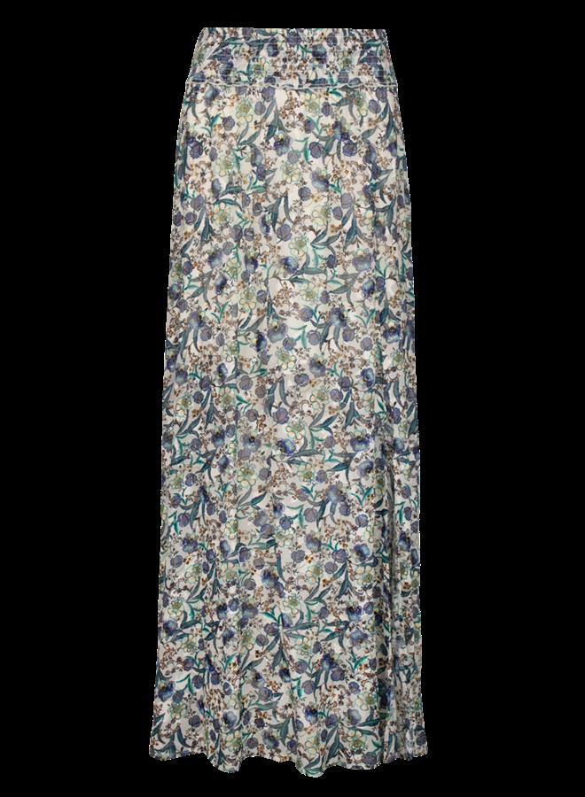 Armelle floral long skirt