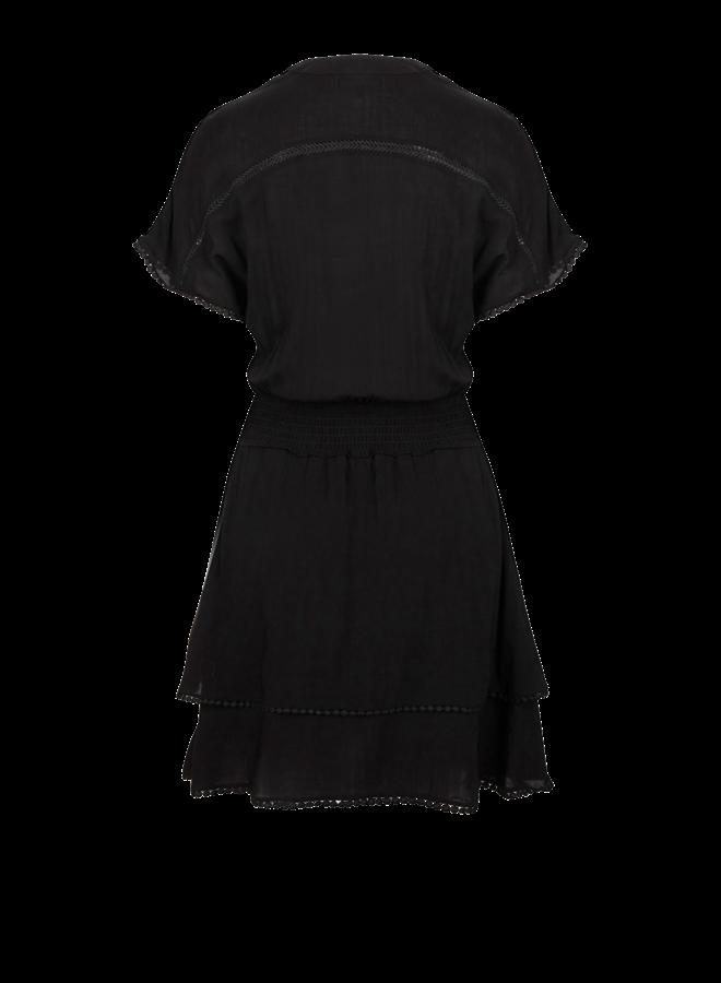 Leisure Dress Raven Black