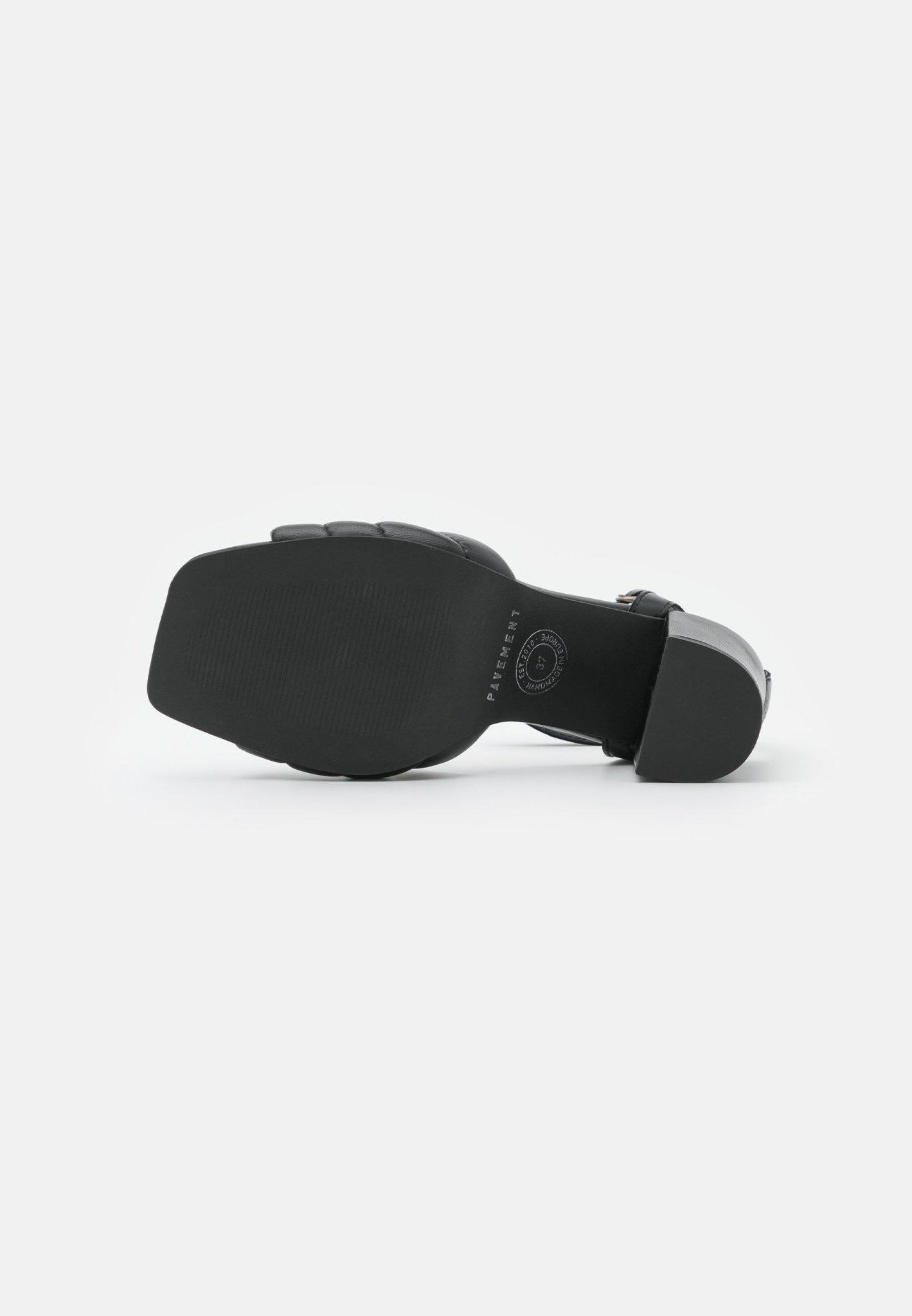 Berne sandal Black-2