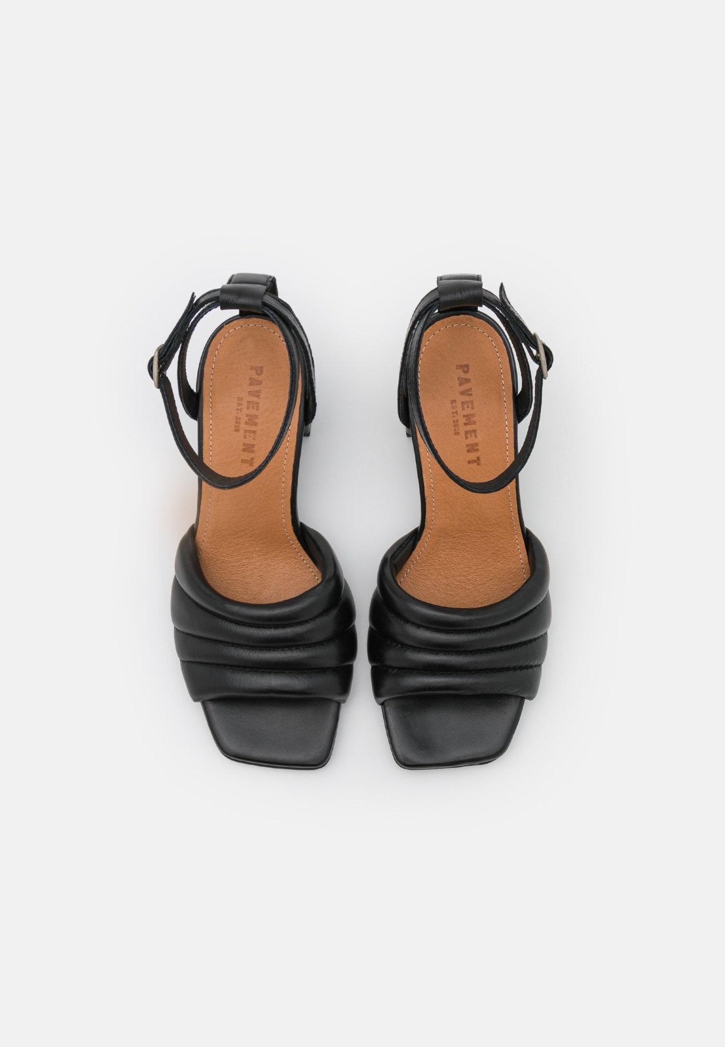 Berne sandal Black-3