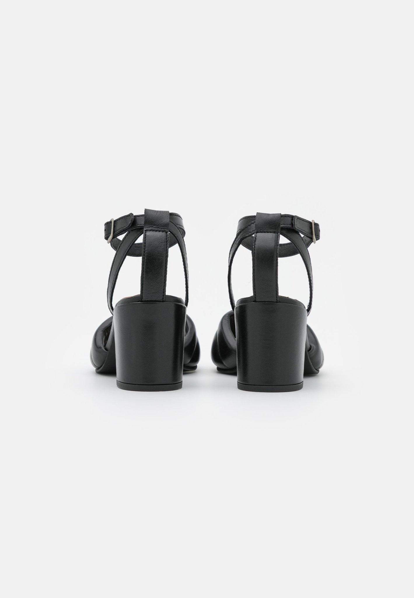 Berne sandal Black-4