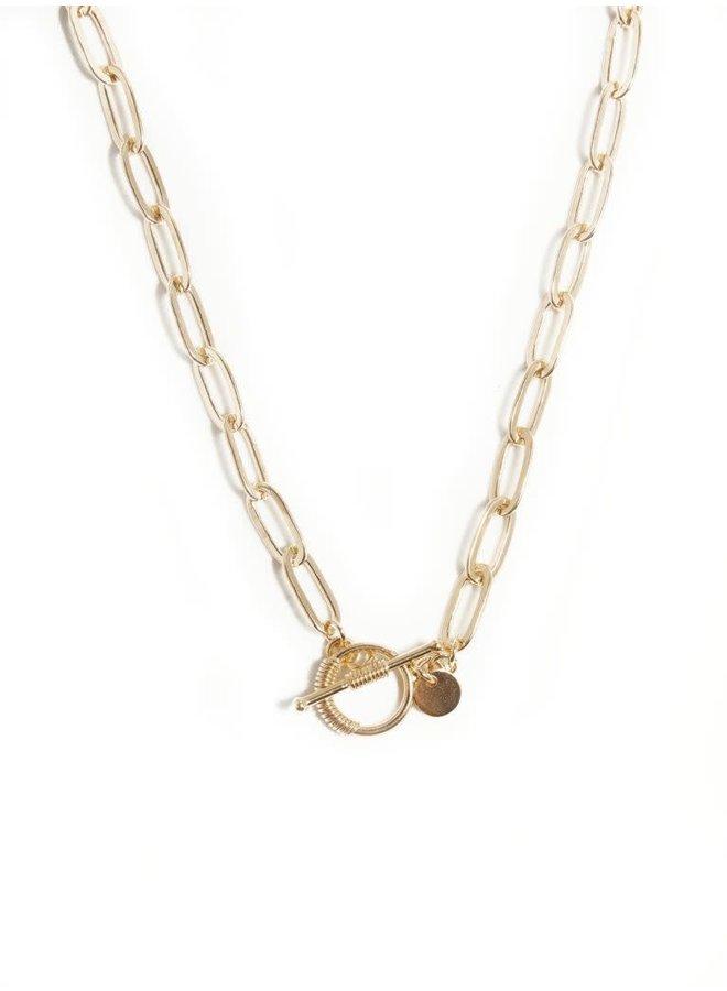 satin necklace