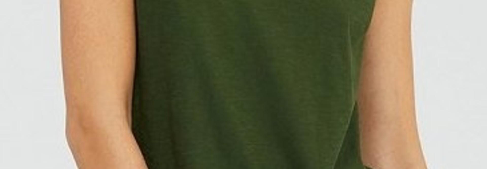 Avivi v-neck tee Green