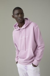 Hooded Sweater Wisteria-1