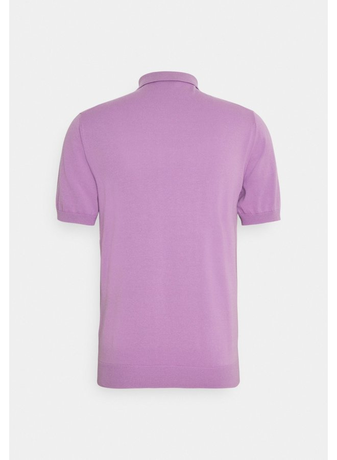 Knitted Polo Wisteria C86285