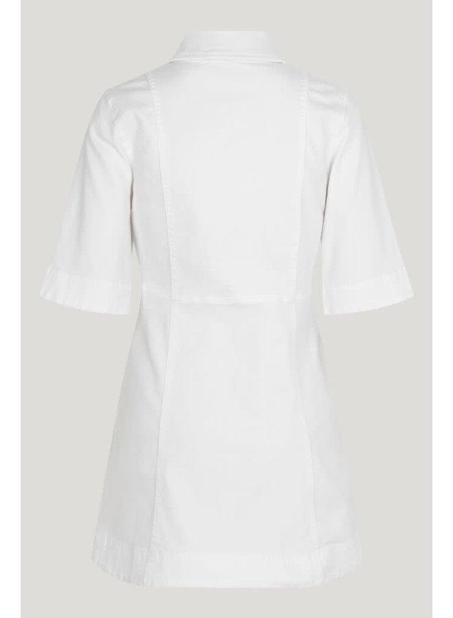 Abera white dress