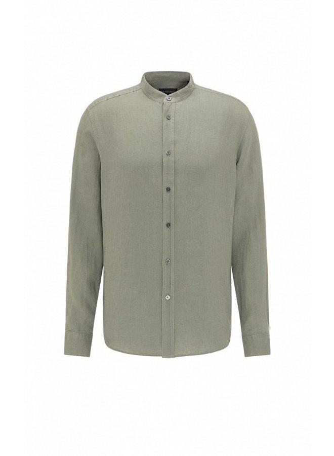 Tarok linnen shirt army  2100