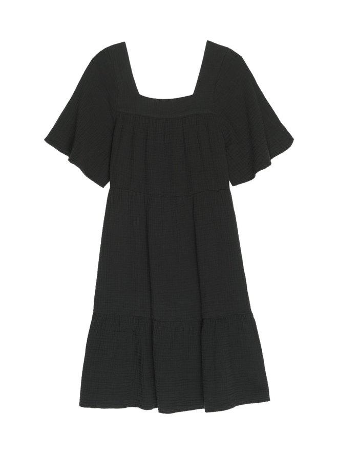 Valentina Dress Black