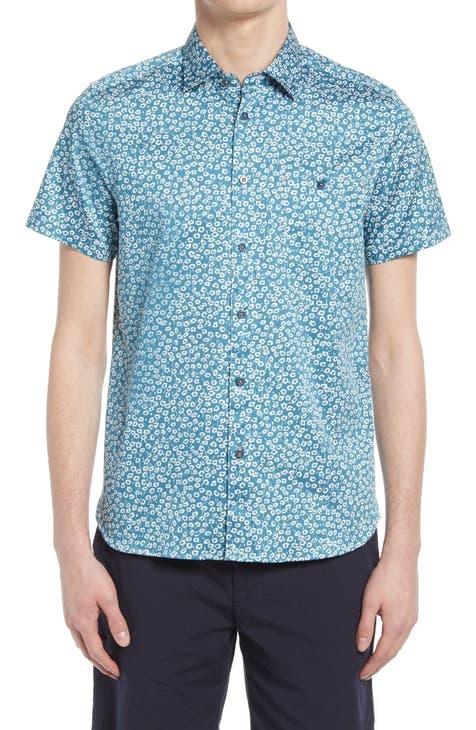 Parslee Blue SS shirt-2