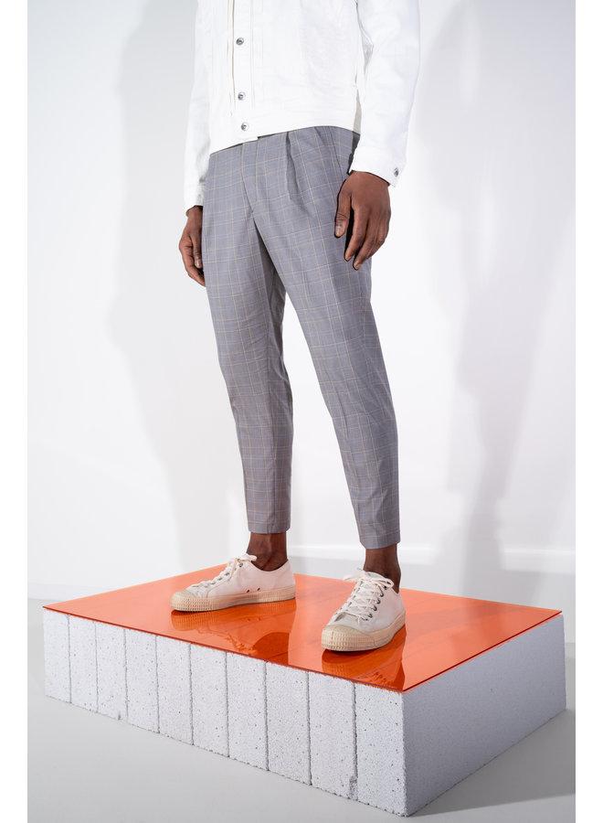 Chasy check pants