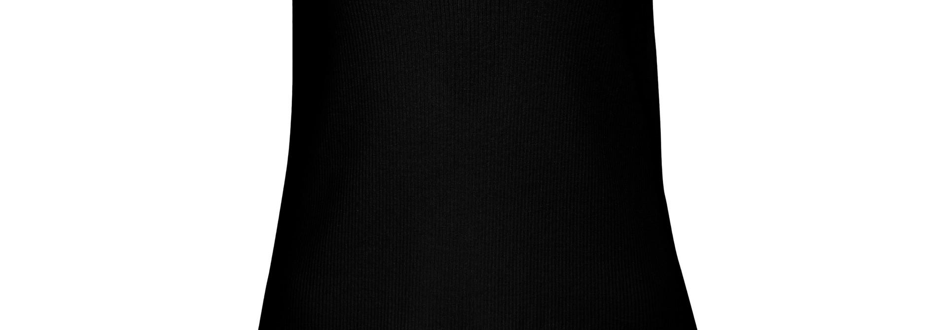 Djuna top black