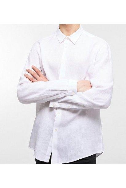 Ruben linnen shirt White 6000