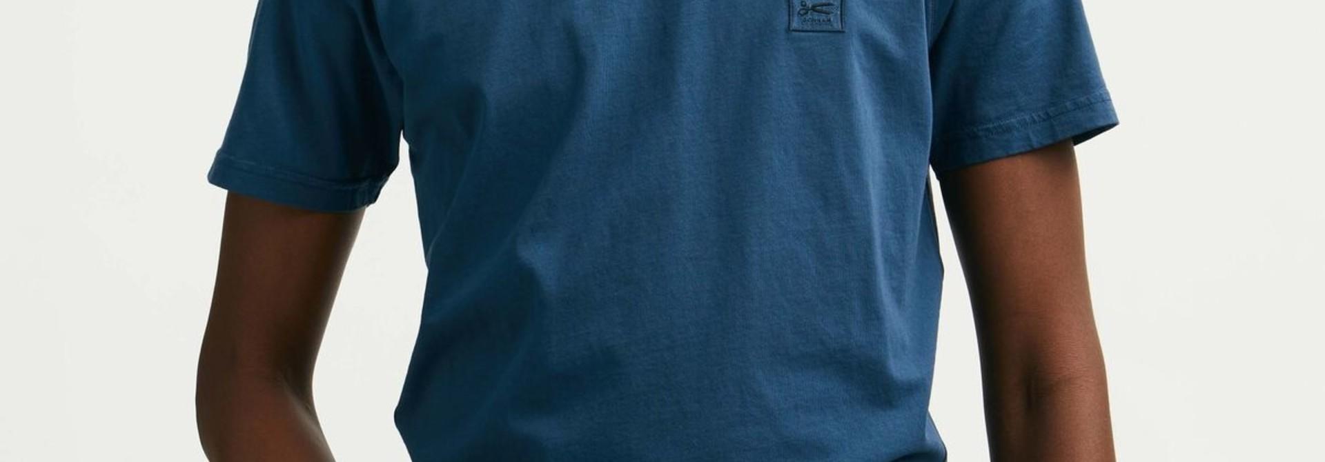 Denham applique Blue wing Teal
