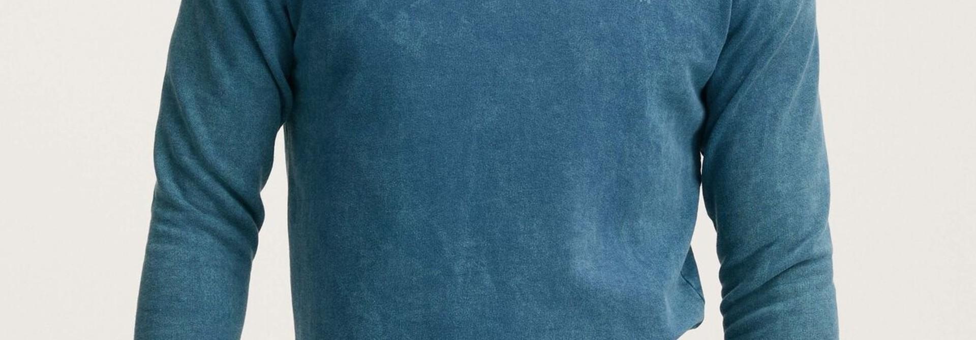 Baker Hoody Blue wing teal