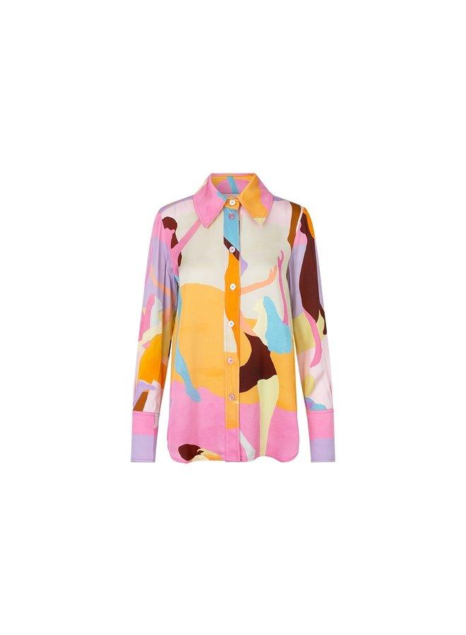 James Dance blouse