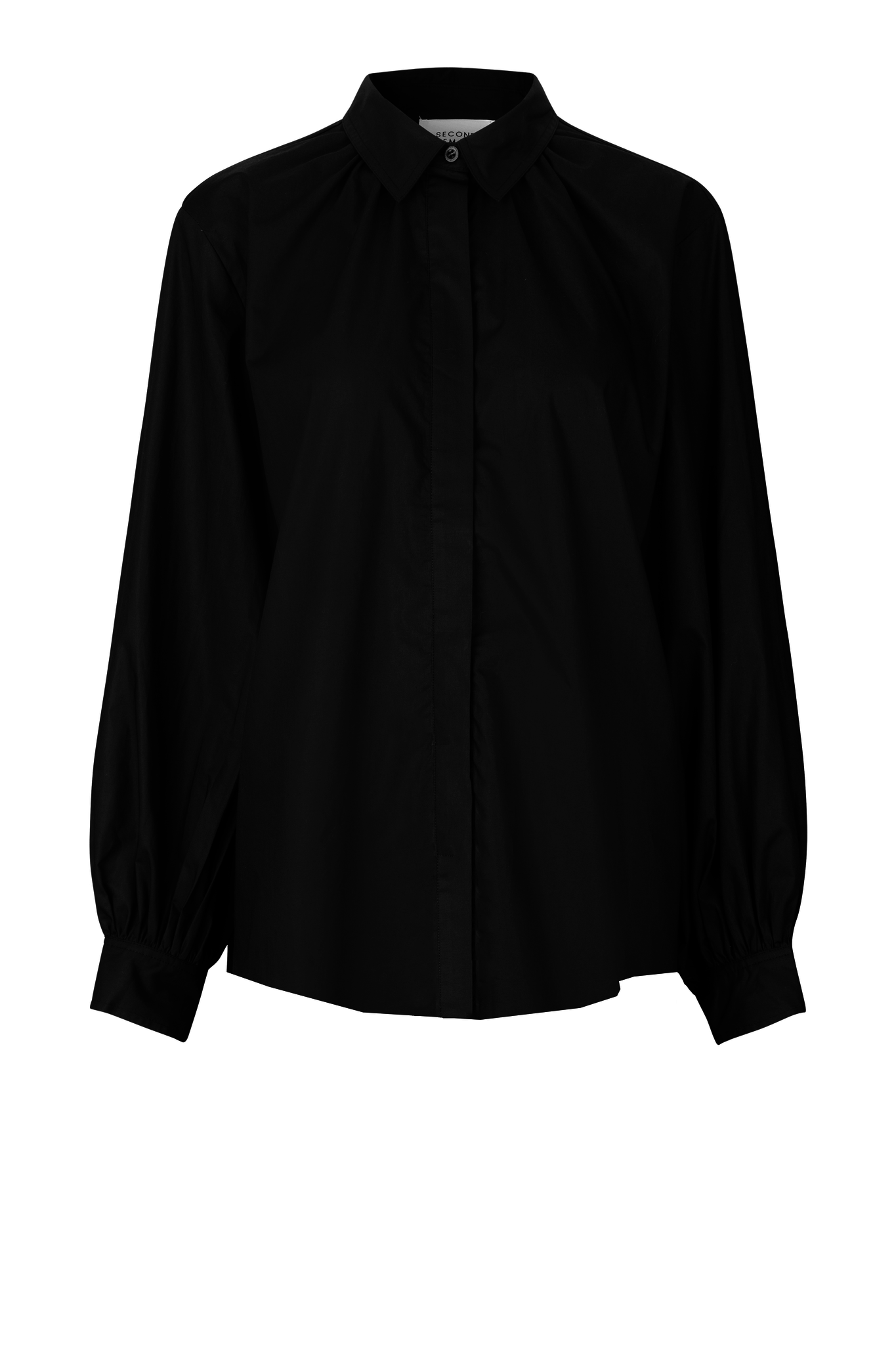 Totema New shirt black-1