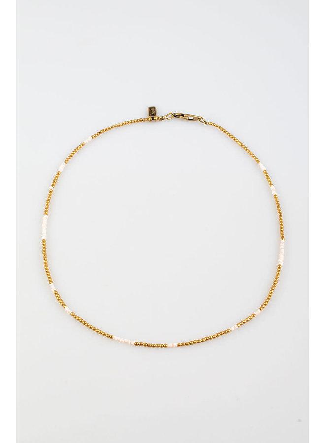 Kigali Necklace medium ivory