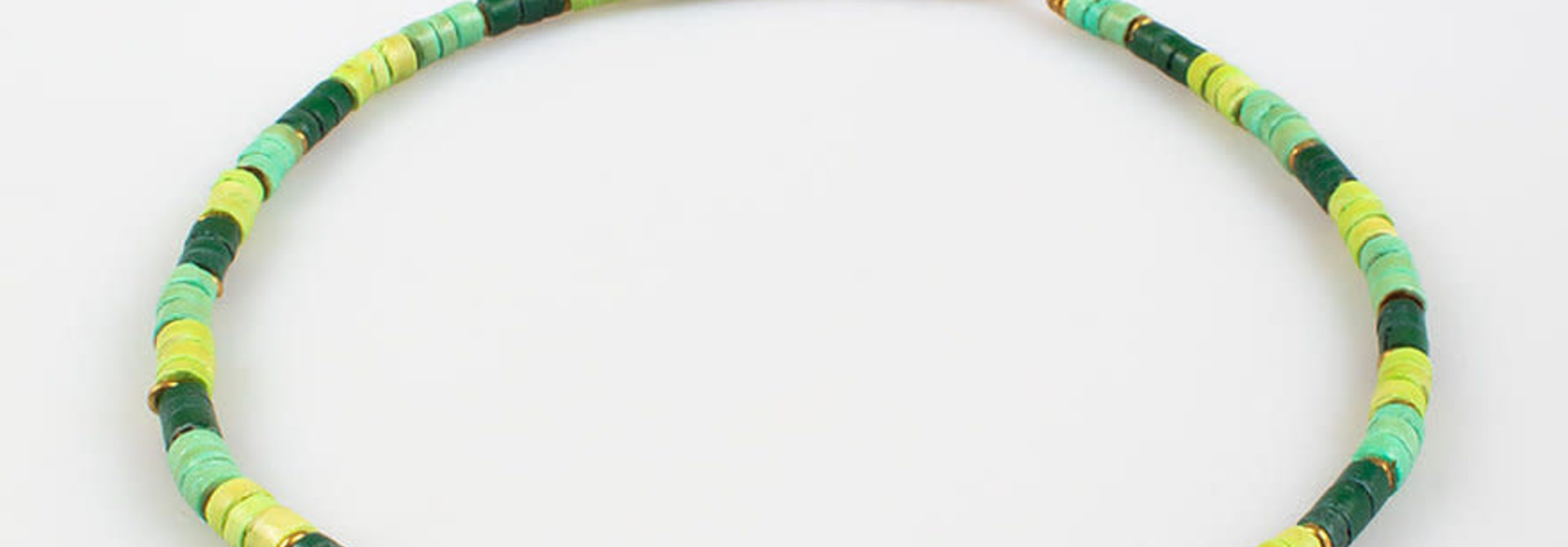 surf necklace jade