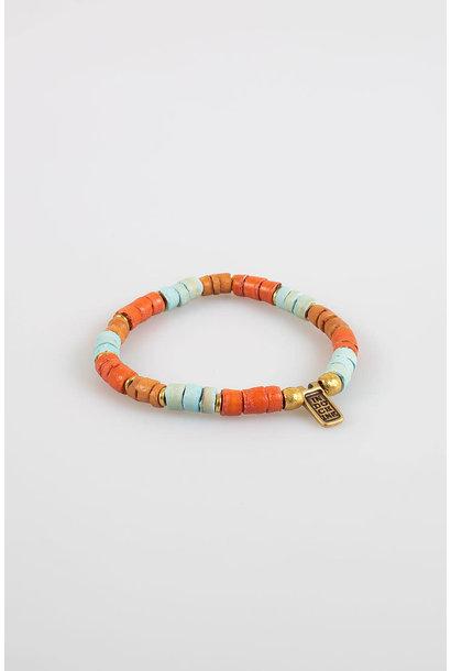 surf bracelet sunset
