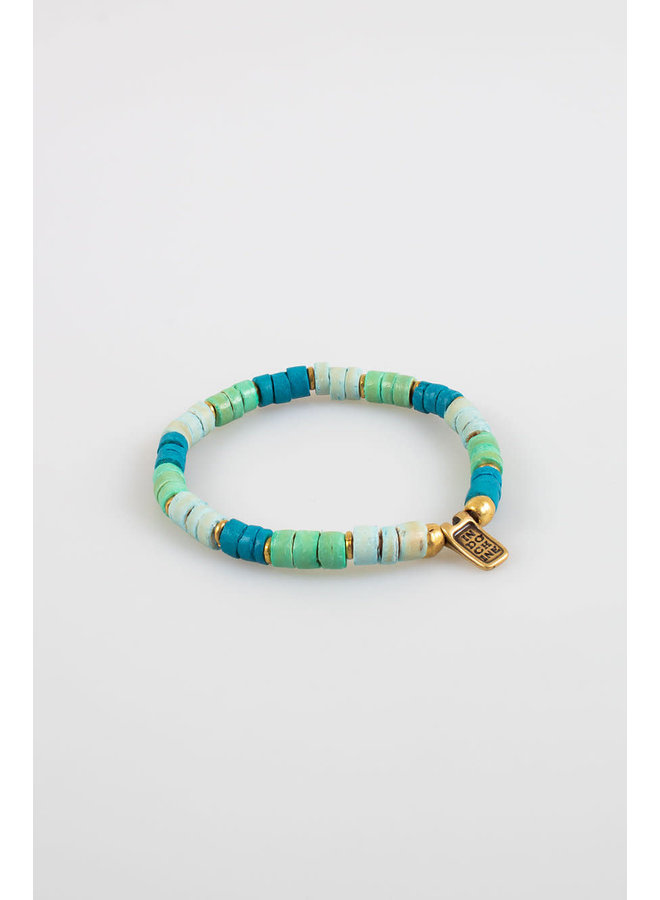 surf bracelet turquoise