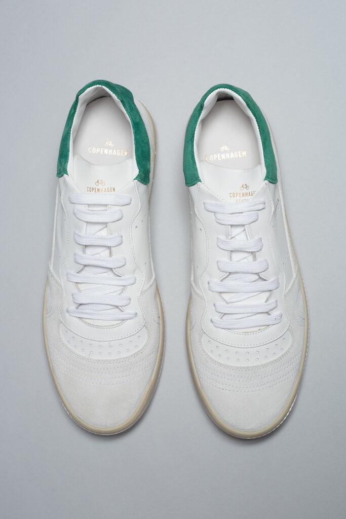 CPH350M Calf white/green-5