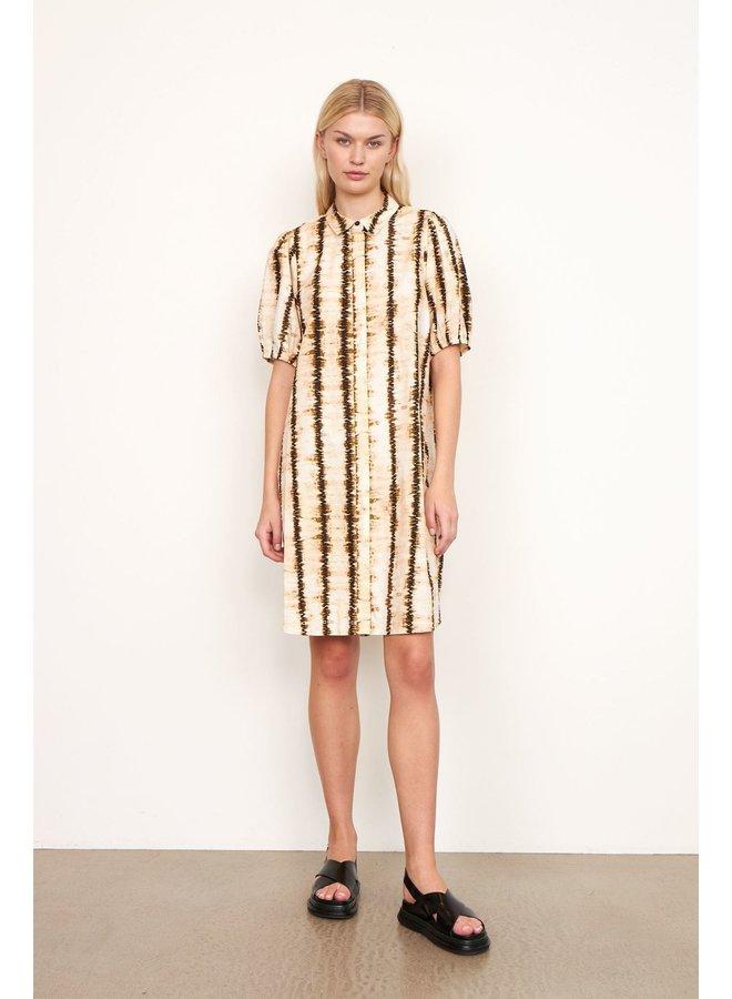 Poeto shirt dress
