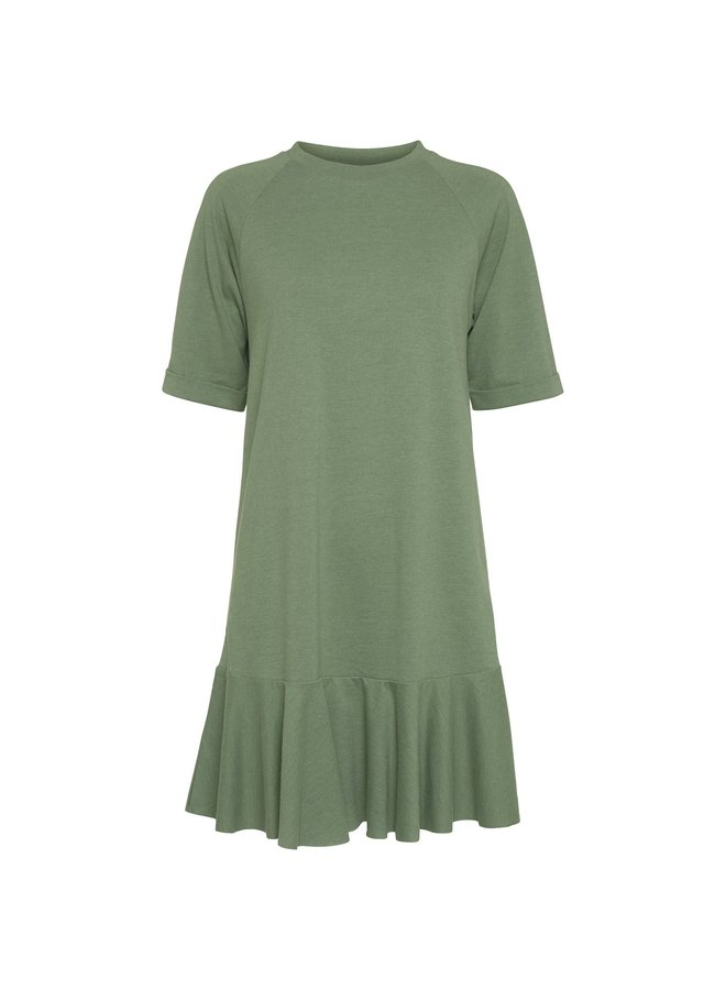 Payton Dress light green melange