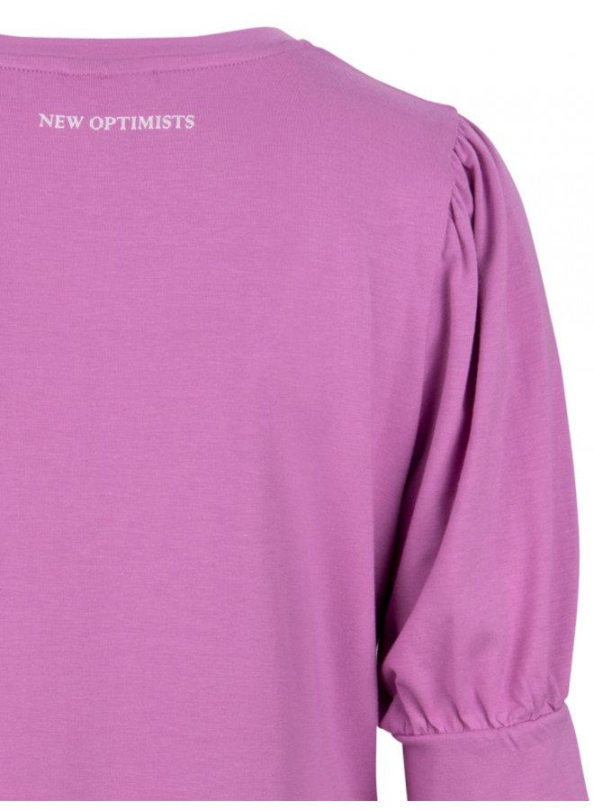 Optimist Tee orchid pink