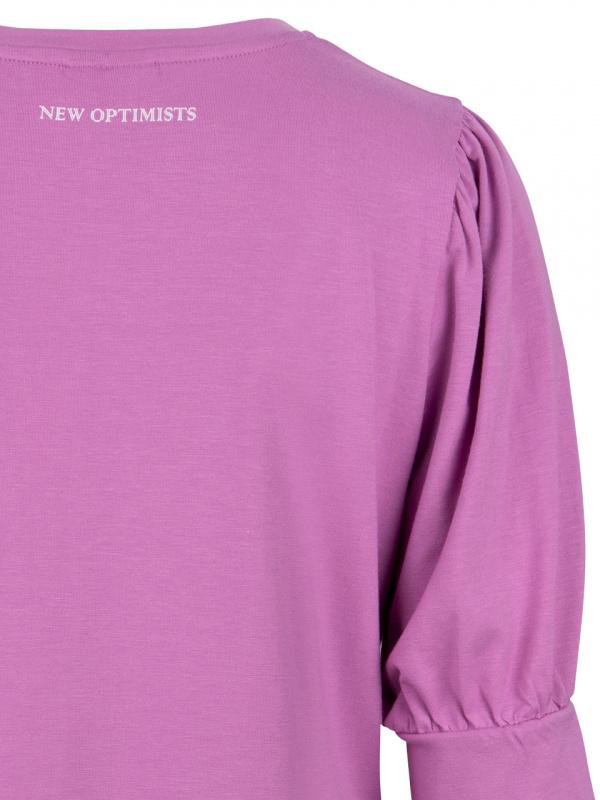 Optimist Tee orchid pink-4