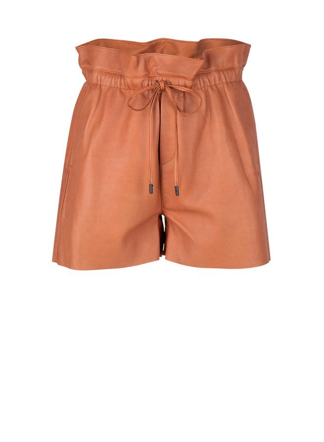 Palma Leather short