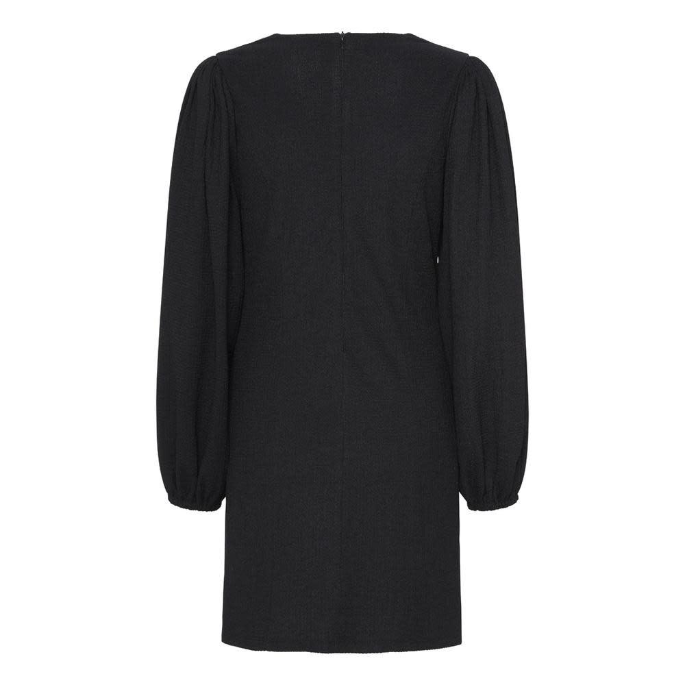 venus dress black-1