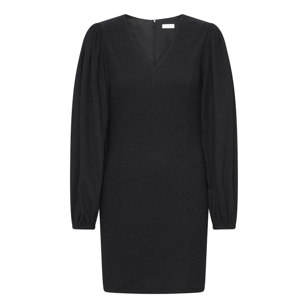 venus dress black-2