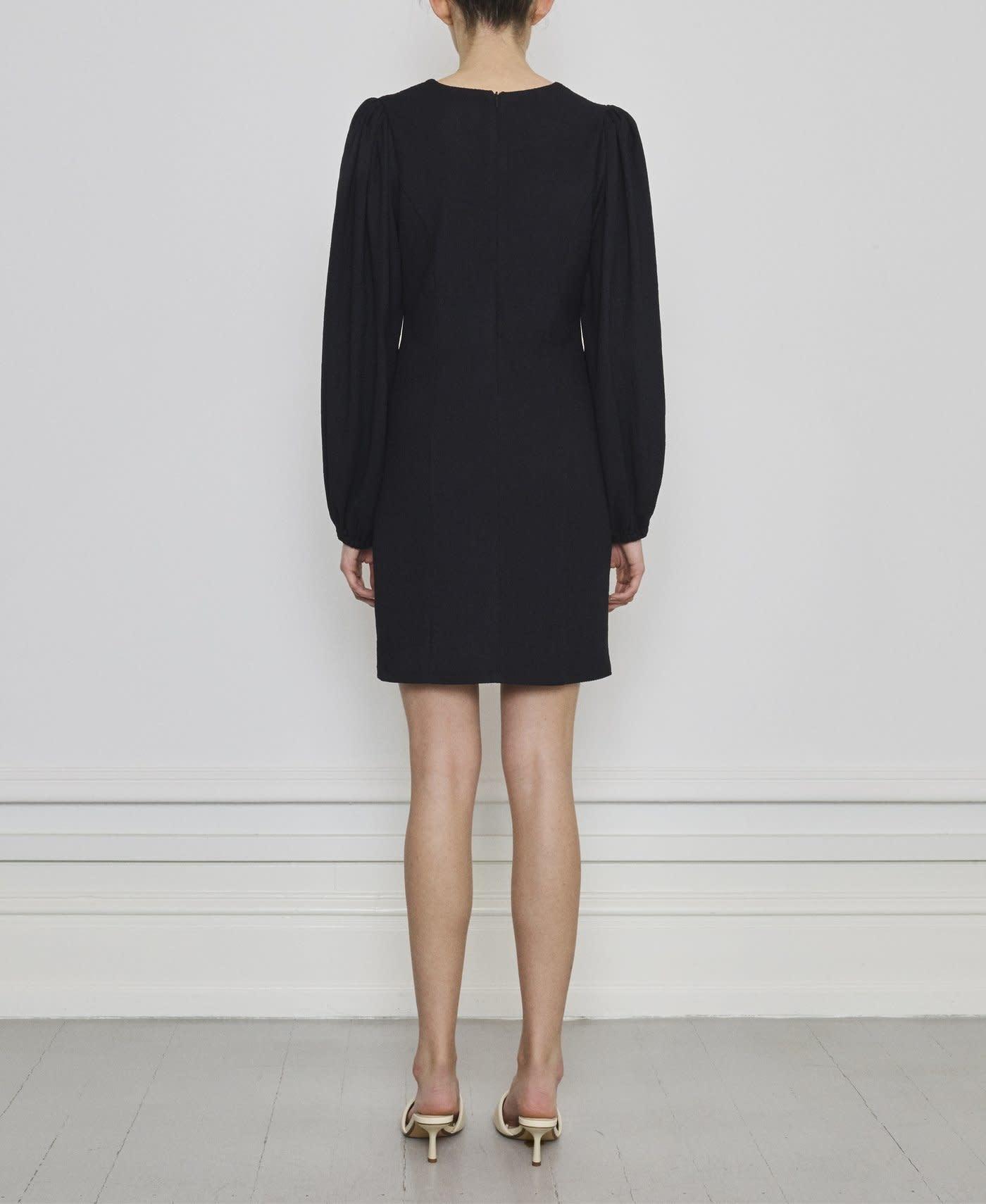 venus dress black-3