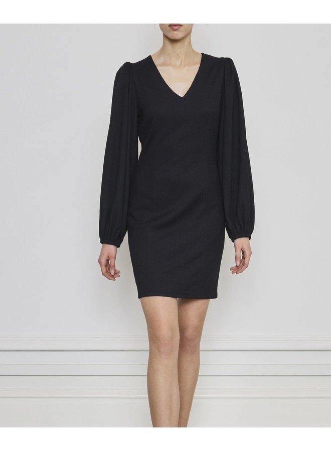venus dress black