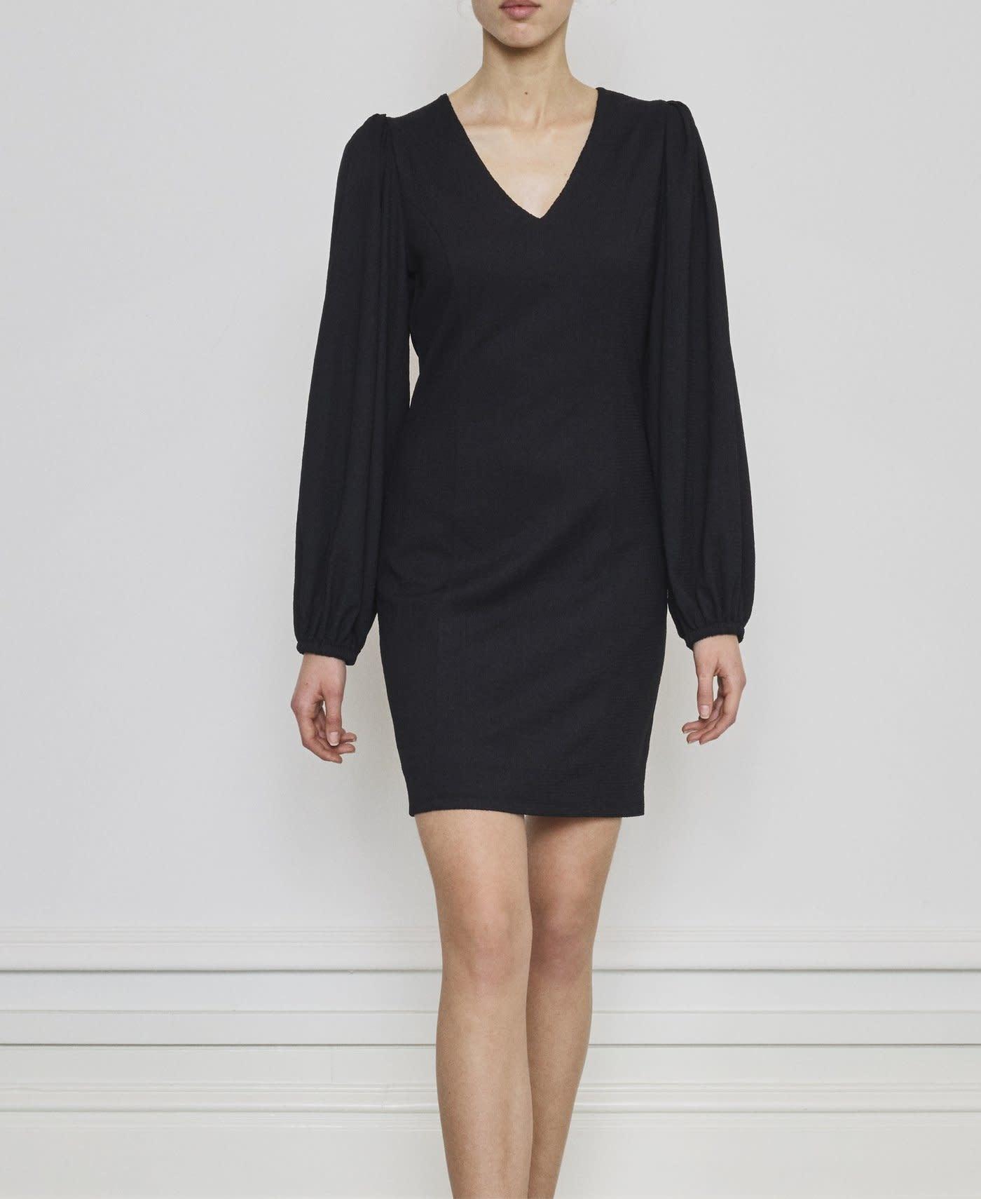 venus dress black-4