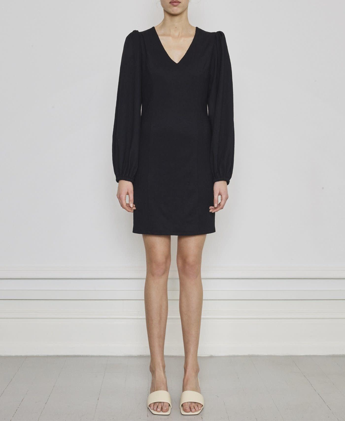 venus dress black-5