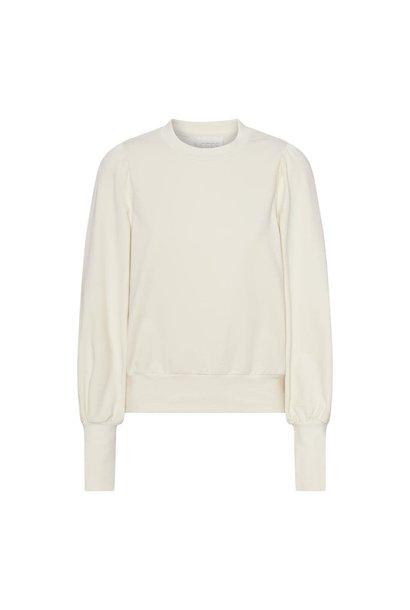 Oxford Sweatshirt cream