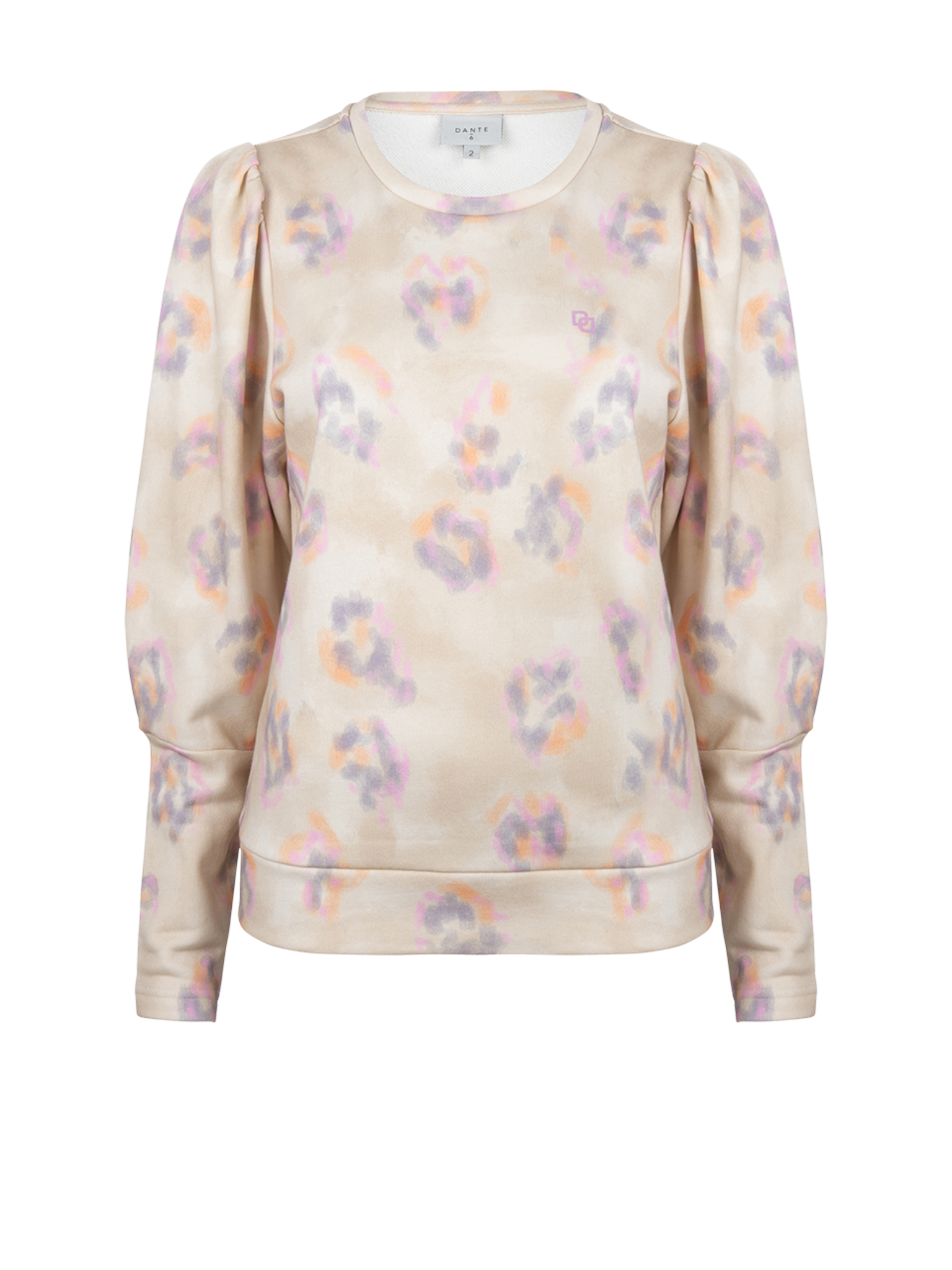 Cloud animaux sweater-1