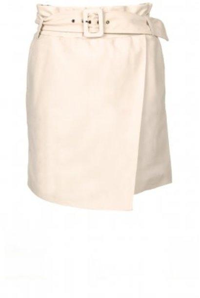 leith leather skirt