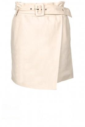 leith leather skirt-1